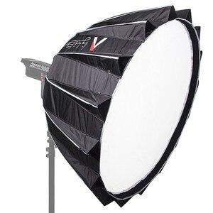Свет Aputure Dome II студийный софтбокс с отражателем, крепление Bowens для Aputure 120T 120D 120D II 300D 300D II светодиодный свет для видеосъемки