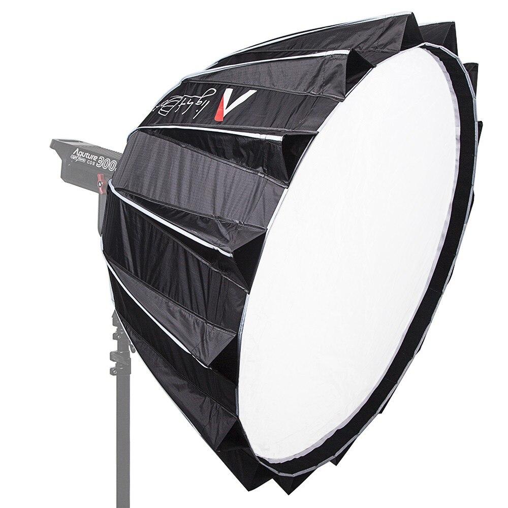 Свет Aputure Dome II студийный софтбокс с отражателем Bowens крепление для Aputure 120T 120D 120D II 300D 300D II светодиодный свет для видеосъемки