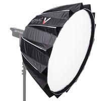 Aputure Light Dome II Studio Reflector Softbox Bowens Mount for Aputure 120T 120D 120D II 300D 300D II LED Video Light