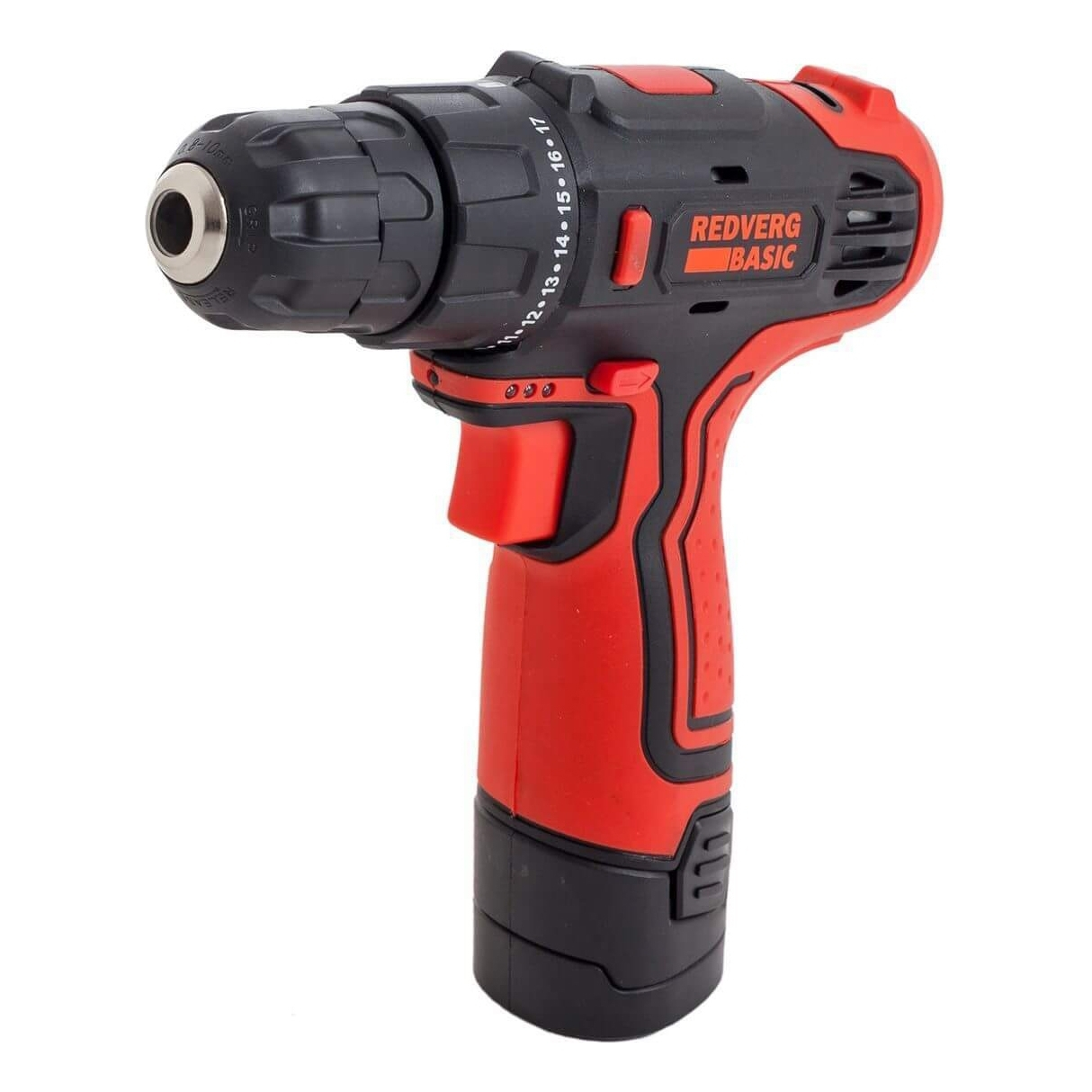 Фото - Drill electric screwdriver rechargeable RedVerg Basic SD10L/1 (Light work area, indicator, reverse) free shipping au us type touch glass light switches 1 gang 1 way ac 110 240v electric wall switch with blue led indicator