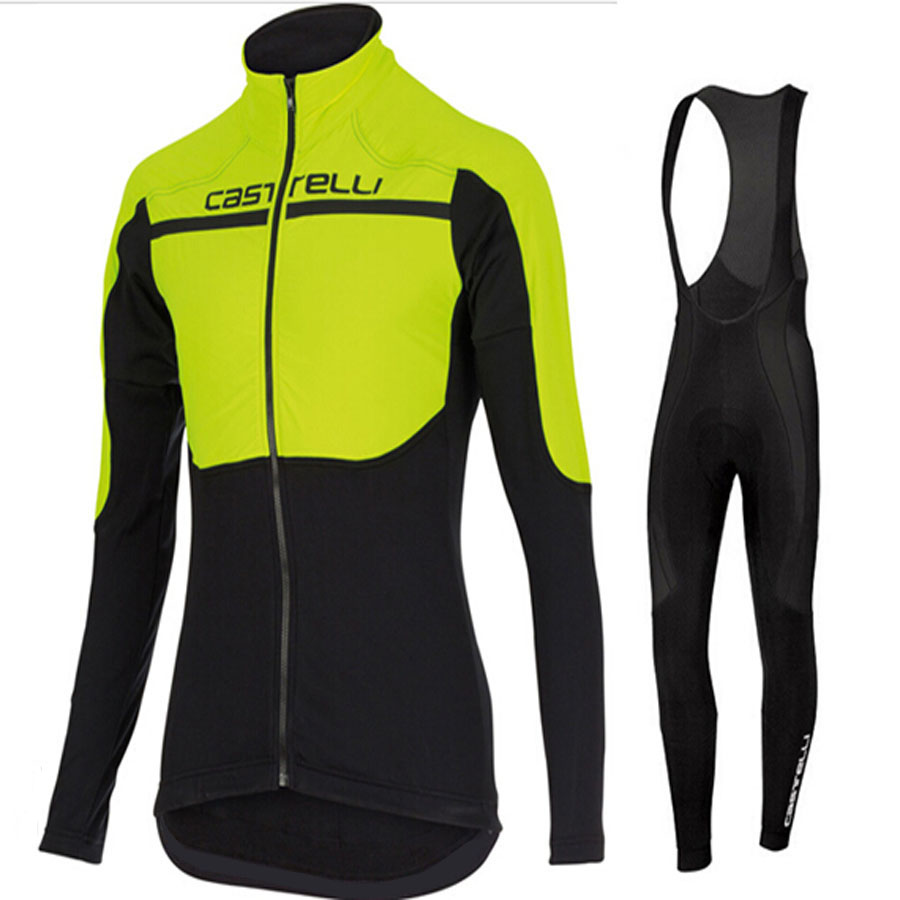 ФОТО 2016 Quick-dry Breathable Long sleeve Men's Pro Team Cycling Jersey Road Bike Clothing Mtb Bicycle Cloth Cycle Outfits Uniforms