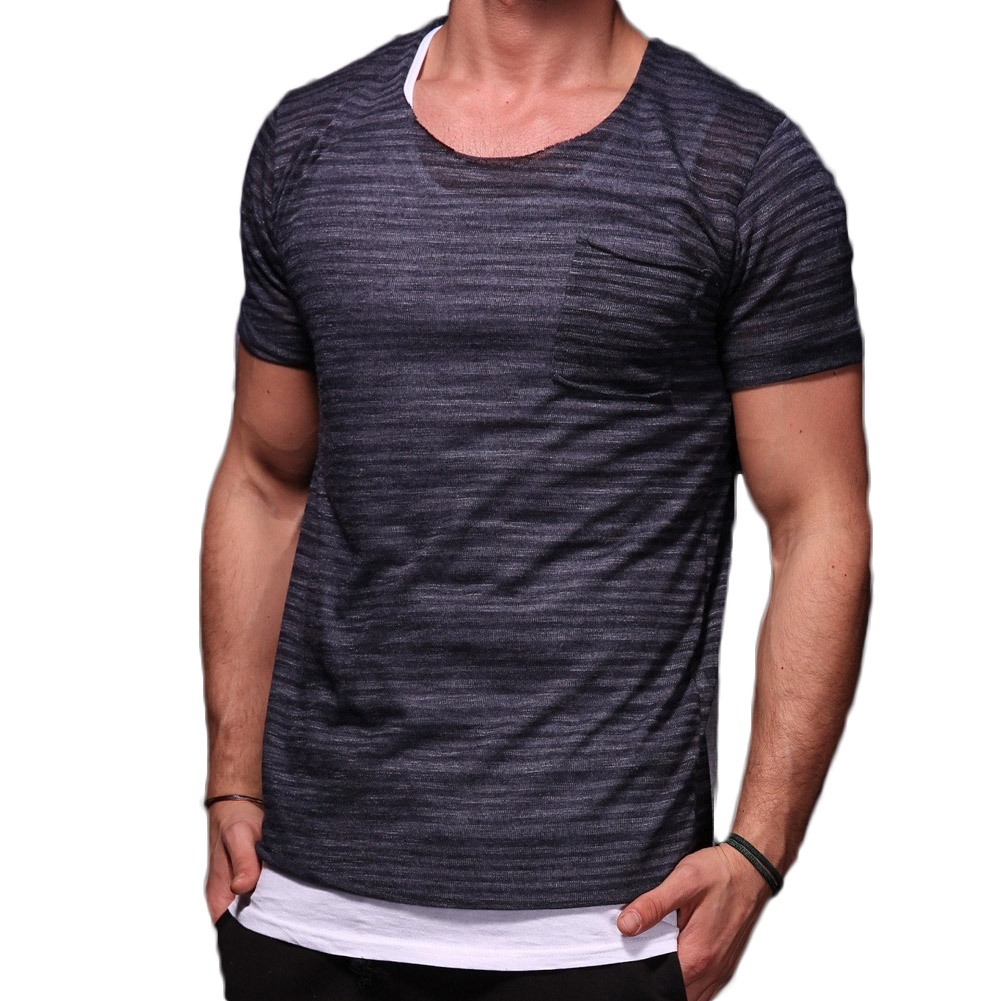 2017 new fashion sexy men t shirt transparent see through tops tees sexy man tshirt 654 o neck. Black Bedroom Furniture Sets. Home Design Ideas