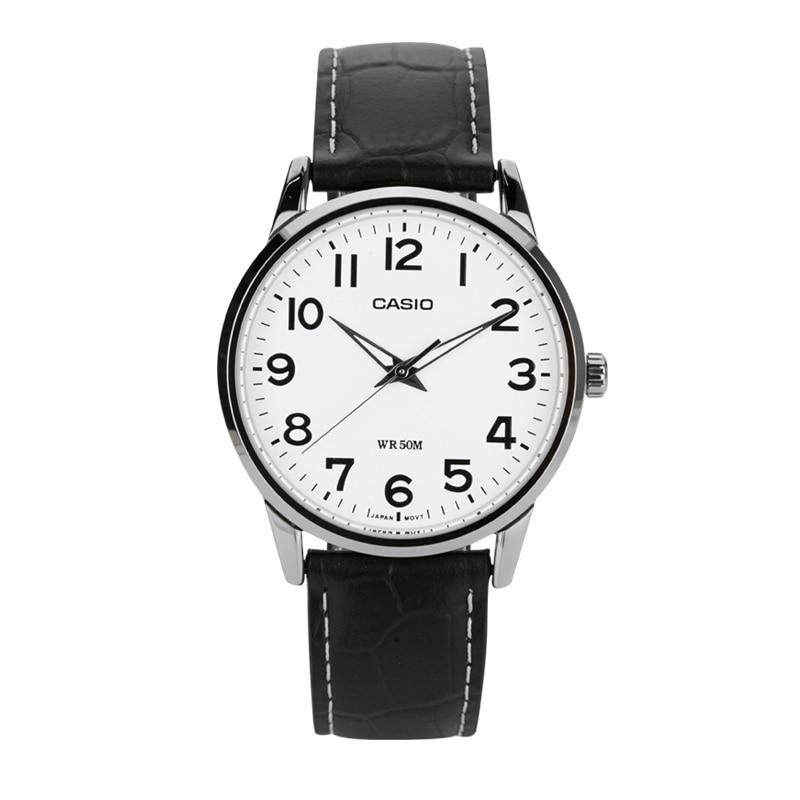 Casio Watches Men's Business Casual Retro Digital Clock Watch Luxury Brand Beautiful Watch MTP-1303L-7B