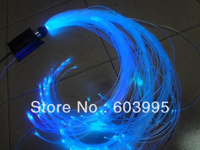 New Christmas Light Optical Fiber Waterfall Curtain Star