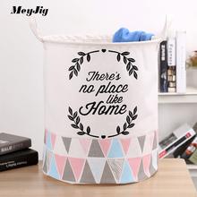 Linen Sundries Toys Folding Storage Barrels Waterproof Laundry Basket Clothes Organizer Storage Bucket