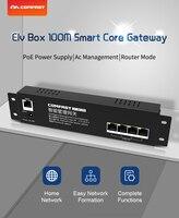 650Mhz AC Wifi Load Balancing Gateway Routing Core Gateway Multi Wan Wi-fi Roaming Access AC Router Comfast CF-RF105