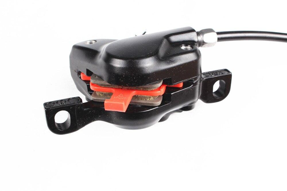 Shimano BR-BL-MT200 M315 frein vélo vélo vtt hydraulique disque frein ensemble pince VTT mise à jour de frein de M315 frein - 6