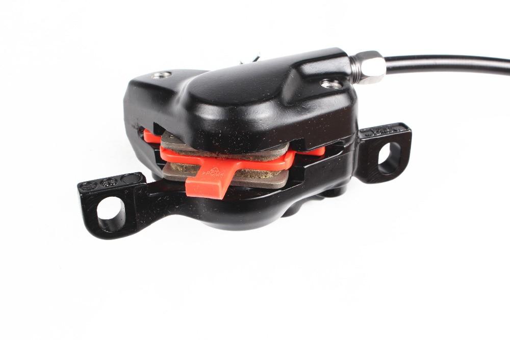 Shimano BR-BL-MT200 M315 freno bicicleta mtb freno de disco hidráulico abrazadera Freno de bicicleta de montaña Actualización del freno M315 - 6