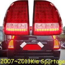 KlA Sportage taillight,SUV,2007~2013,Free ship!2pcs/set,Sportage rear light,Sorento,cerato,SportageR