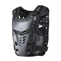 Motorcycle Motorbike Motocross Chest Back Protector Armour Vest Racing Protective Body Guard Armor ATV Guards Race