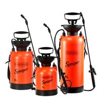 3/5/8L Pressure Sprayer Air Compressed Pump Spray Hand Garden Sprayer Agriculture Tool Plant Watering Spray Irrigation Car Clean