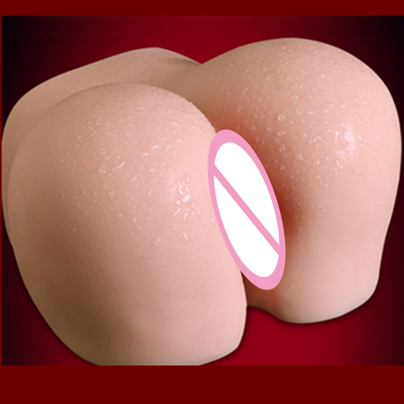 New Sensation Big Ass Huge Butt with Realistic Vagina and Lifelike Anal Male Masturbator Toy Sex Products Adult Dolls D4-1-41New Sensation Big Ass Huge Butt with Realistic Vagina and Lifelike Anal Male Masturbator Toy Sex Products Adult Dolls D4-1-41