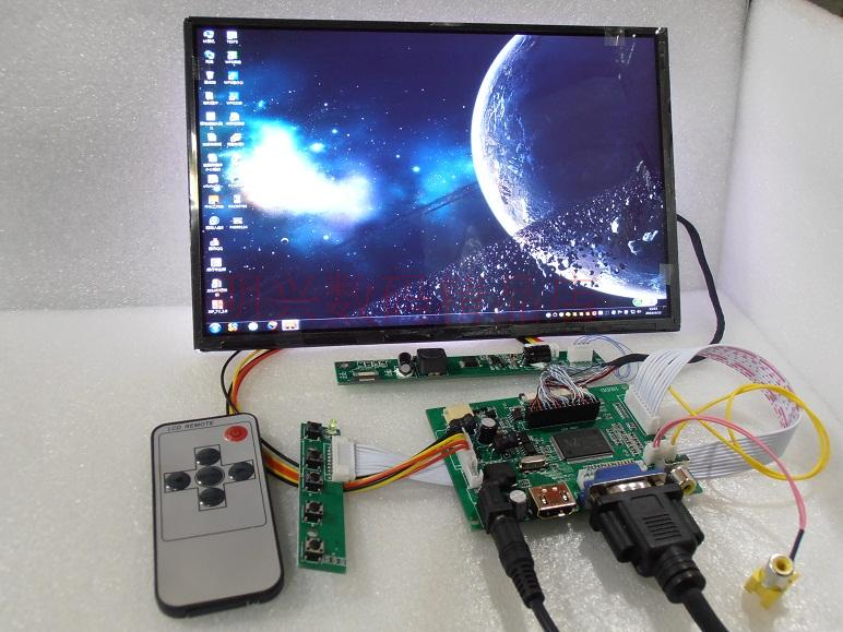 B101UAN02 1 car driver board display kit 1920X1200 full view HD HD priority free shipping