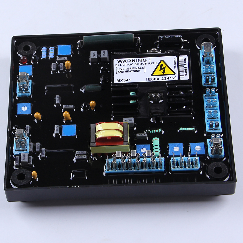 Generator Permanent Magnet Avr MX341ac Automatic Voltage Regulator Integrated Circuit Board Diesel Chinese Generator parts gs2964 ine3 integrated circuit mr li