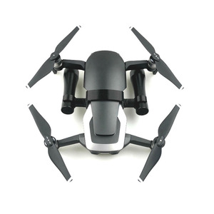Image 5 - 1 set Night Flight LED Light Lighting Use of AA battery photography Spare parts lamp for DJI Mavic Air Drone Accessories