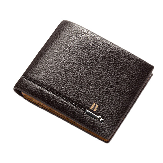 Fashion PU Leather ID Card Holder