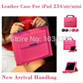 9.7/7.9 Дюймов Мода Tablet Сумка Leather Case For iPad 2 3 4 Смарт-Чехол Для iPad Air Case Для ipad mini 2 Телефон Случаях горячая