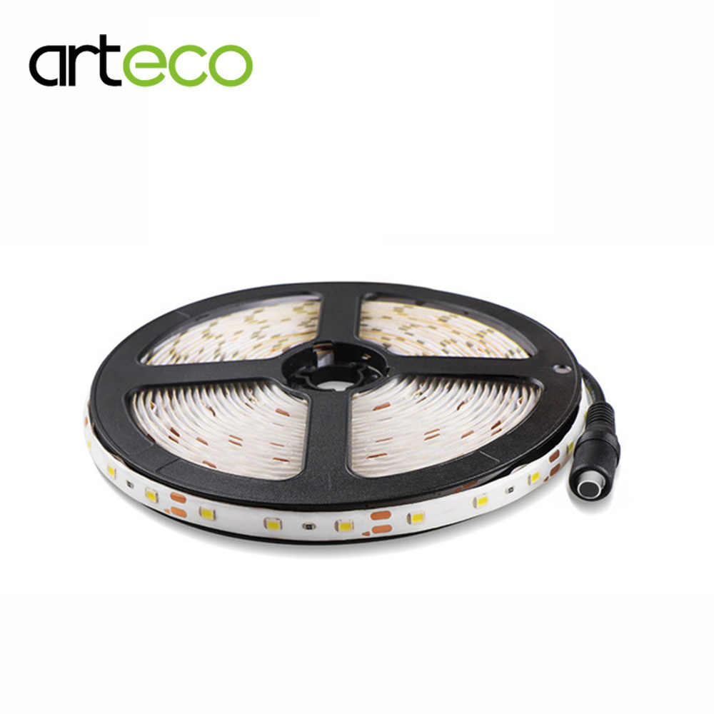 DC12V LED Strip 2835 Motion Sensor controller Auto  IP65 waterproof Flexible LED Tape 1M 2M 3M 4M 5M Sensor Bed Light