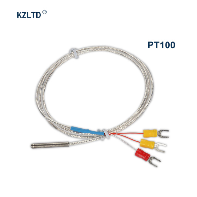 pt100 temperature sensor 0 400 degree temperature controller sensor