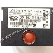 Блок управления масляной горелки CCK EQU LOA21E. 171B27 контроллер горелки