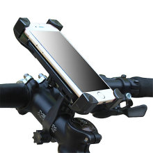 Регулируемый держатель для велосипеда, держатель для телефона из ПВХ, крепление на руль велосипеда, держатель для iPhone, samsung, универсальный мобильный телефон
