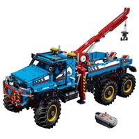 Technic series Motor Power Mobile 20005 20006 20011 20020 20056 Model Building Kits Blocks Bricks Compatible With legoing 42030