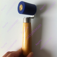 Free Shipping 40mm Silicone Ball Bearing Pressure Seam Rollers Silica Gel Pressure Roller For Hot