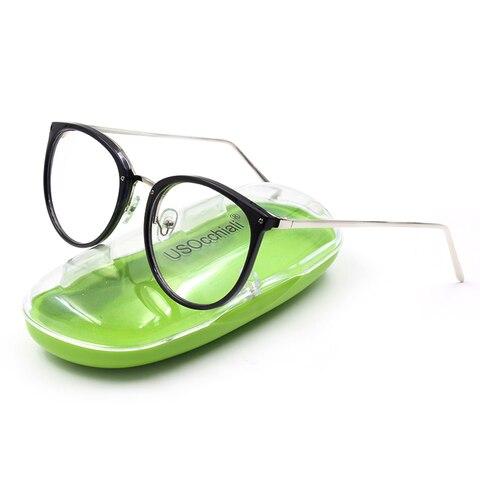 Fashion Optical Eyeglasses Frame myopia Full Rim Metal Women Spectacles Eye glasses Oculos de Grau Eyewear Prescription Eyewear Karachi