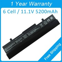 New 5200mah Laptop Battery For Asus Eee PC Eee PC R105 R101D 1001PG 1005HE 1005HR 90