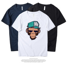 hot deal buy  homme plus size men's t-shirt2019 new brand mens t-shirts summer cotton short sleeve t shirts casual tee shirts male t shirt