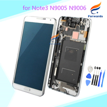 For Samsung Galaxy Note 3 N9005 N9006 N9000 N900 N900A N900V Lcd Screen Display with Touch
