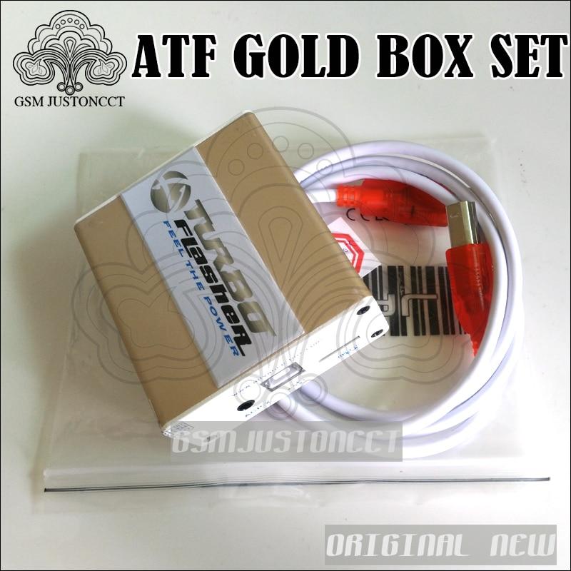 100% Original Advance Tubro Box Atf Box Atf Gold Box Atf Limited Edition Box With Activation SL1 SL2 SL3 JTAG EMMC