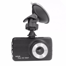 2017 New 1080P Car Recorder HD Tachograph Camera Video Automotive Non-stop Video Recording Display Lock Function Metal Case