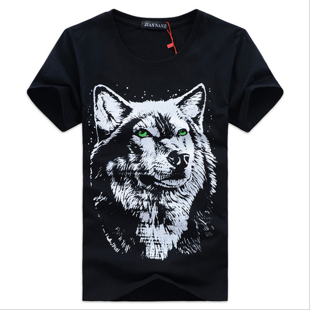 b83be17c US $16.99 |Metrosexual Exclusive 3D T shirt Wolf Head Breaking Bad  Adventure Time XXXXL 4XL Large Size 100% Cotton Men's Fashion Tee Shirt-in  T-Shirts ...