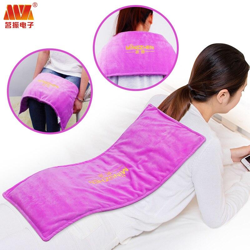 HOT Massagedor Rilievo di Riscaldamento Elettrico pack borse Riutilizzabili sale riscaldamento moxibustione Calore Sport Muscolo/Alleviare Il Mal di Schiena cervicale
