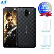 Ulefone S7 Pro 3G Smartphone 2 GB RAM + 16 GB ROM Android7.0 HD 5,0 zoll MTK6580 Quad Core 32 Bit 1,3 GHz Dual Hinten Kameras Handy
