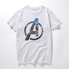 2019 Avengers Endgame Unisex T shirt New Summer Fashion 3D Printed t-shirts Top Cotton Short sleeve Tee shirt homme Streetwear