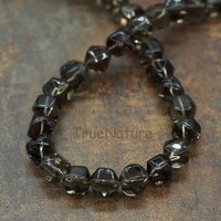 Wholesale Smoky Quartzs Beads Crystal Nugget Full Strand Beads Jewelry For Bracelet Necklace Making In 13*12 mm BE5653