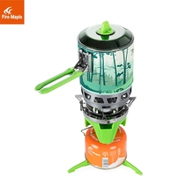 Stove Outdoor Cooking-System Heat-Exchanger Fire-Maple Camping Hiking Portable FMS-X3