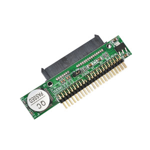 Image 4 - Kebidu Adaptador de disco duro SATA 1,5 hembra a IDE 2,5 macho HDD, 2,5 Gb/s, 44 Pines, para DVD, CD, PC, descontar