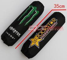 motocross shock absorber damping protective cover dust jacket waterproof jacket 35cm long