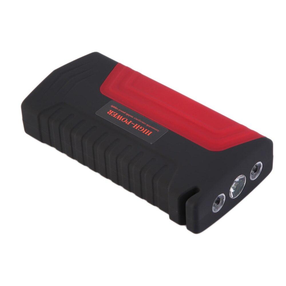 Nouveau Mini chargeur de batterie portatif De Voiture 50800 mah D'urgence Commencer 12 V Essence et Diesel Moteur Multi-Fonction style de voiture