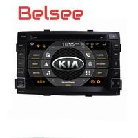 Belsee 2009 2010 2011 2012 KIA Sorento Radio Stereo Audio System Android 8.0 Auto Head Unit GPS Navigation 8 Core 4+32GB GPS DVD