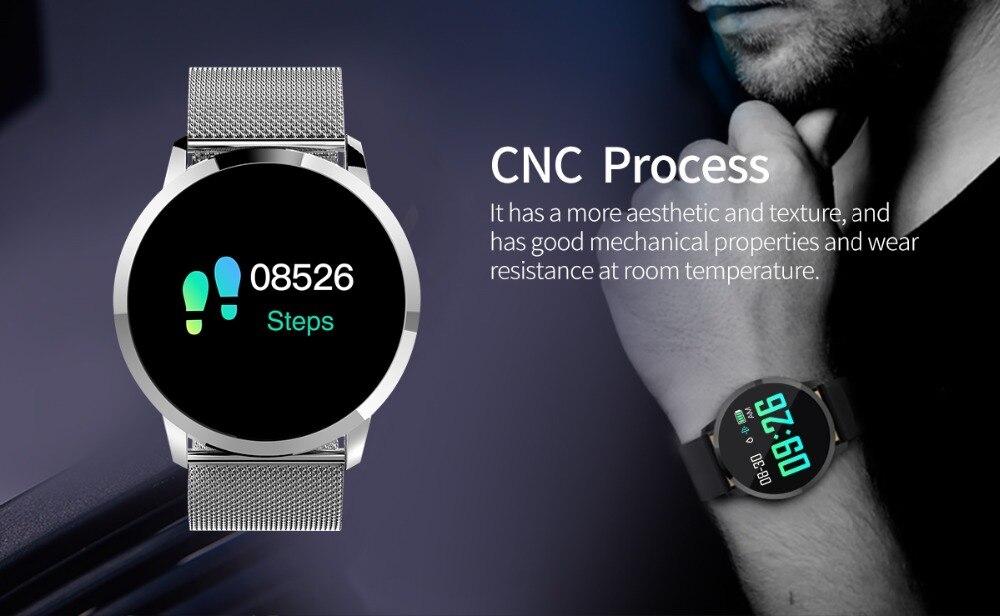 Q8 bracelet intelligent