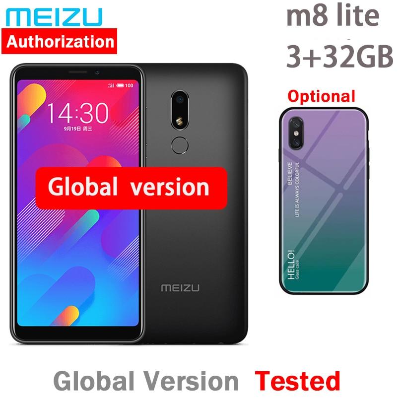 Global version Meizu M8 LITE 3GB 32GB 5 7inch IPS Screen MTK6739 Quad Core Dual Sim