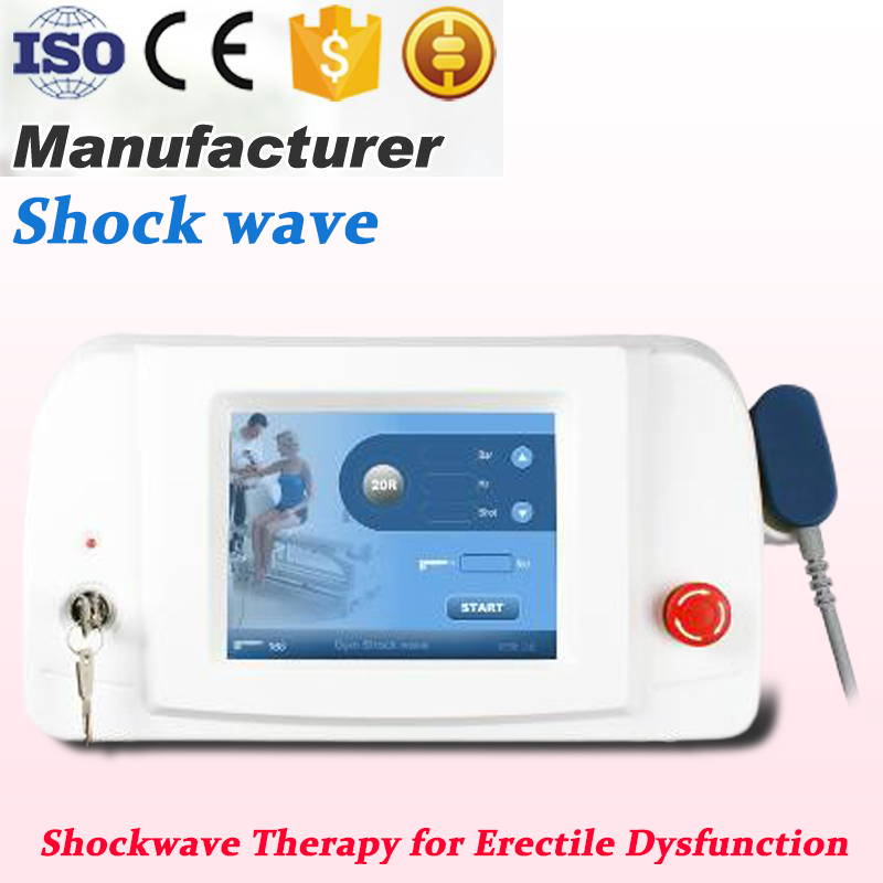 High Quality !!! Pneumatic Shock Wave Therapy Equipment Shockwave Machine Physiotherapy Knee Back Pain Relief Cellulites Removal