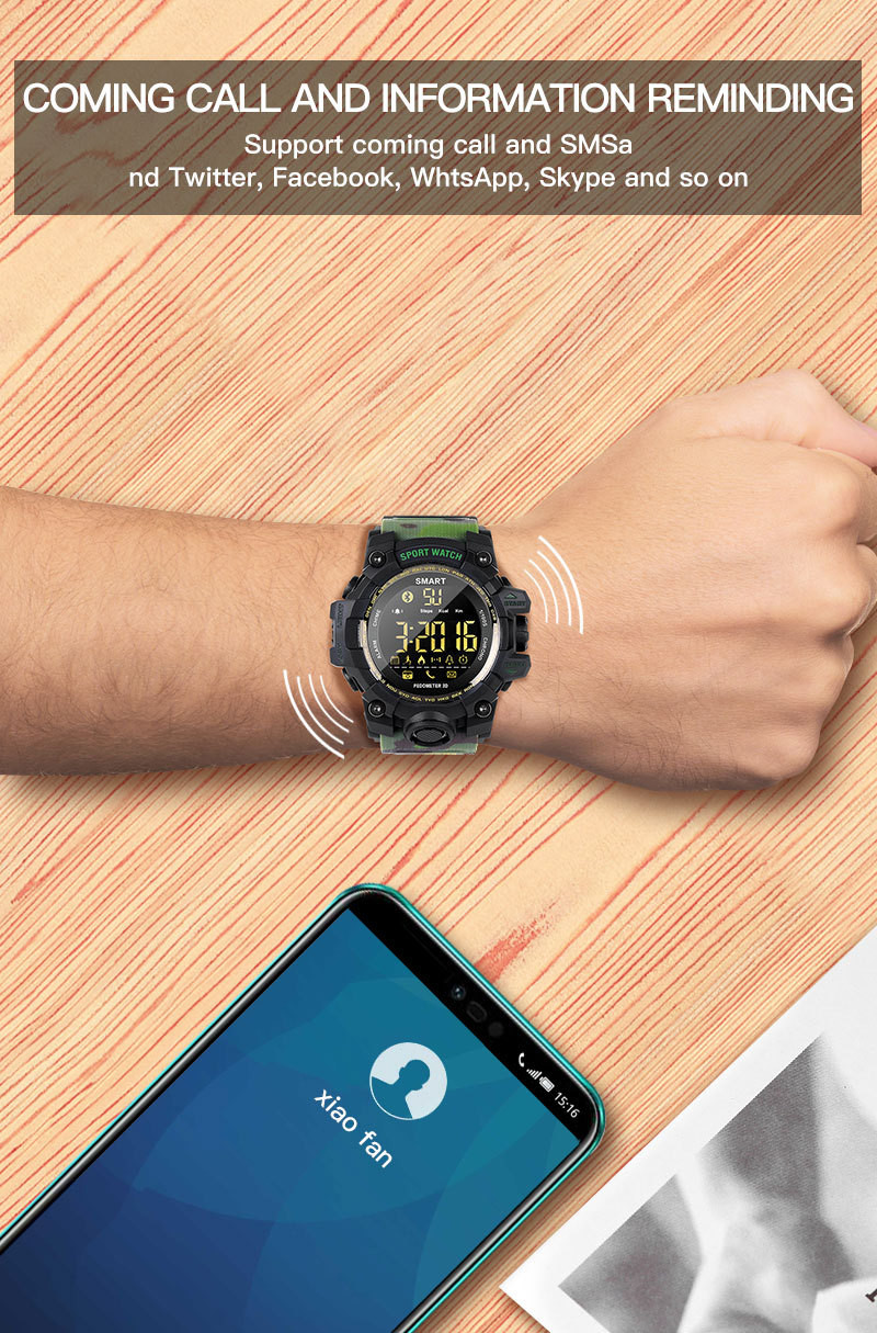 Smartwatch Multifunction Waterproof Smart Watch Men (21)