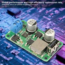 5V 5A High Current DC Step-down Power Supply Module Power Converter Module With LED indicator USB Charging Board support QC3.0 5v4 5a high current wireless charging wireless power supply module