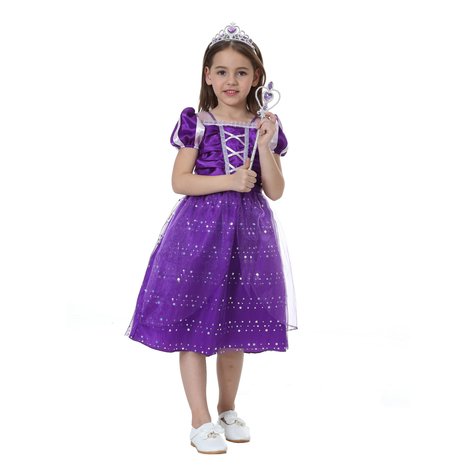 New Nip Disney Baby Girls Halloween Cinderella Costume 6: Halloween Sofia Cinderella Rapunzel Belle Toddler Girl