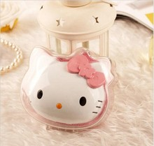 2016 universal 12000mAh Cute Mobile Phone Power Bank Hello Kitty 3D Cartoon Design Charger For smart phone